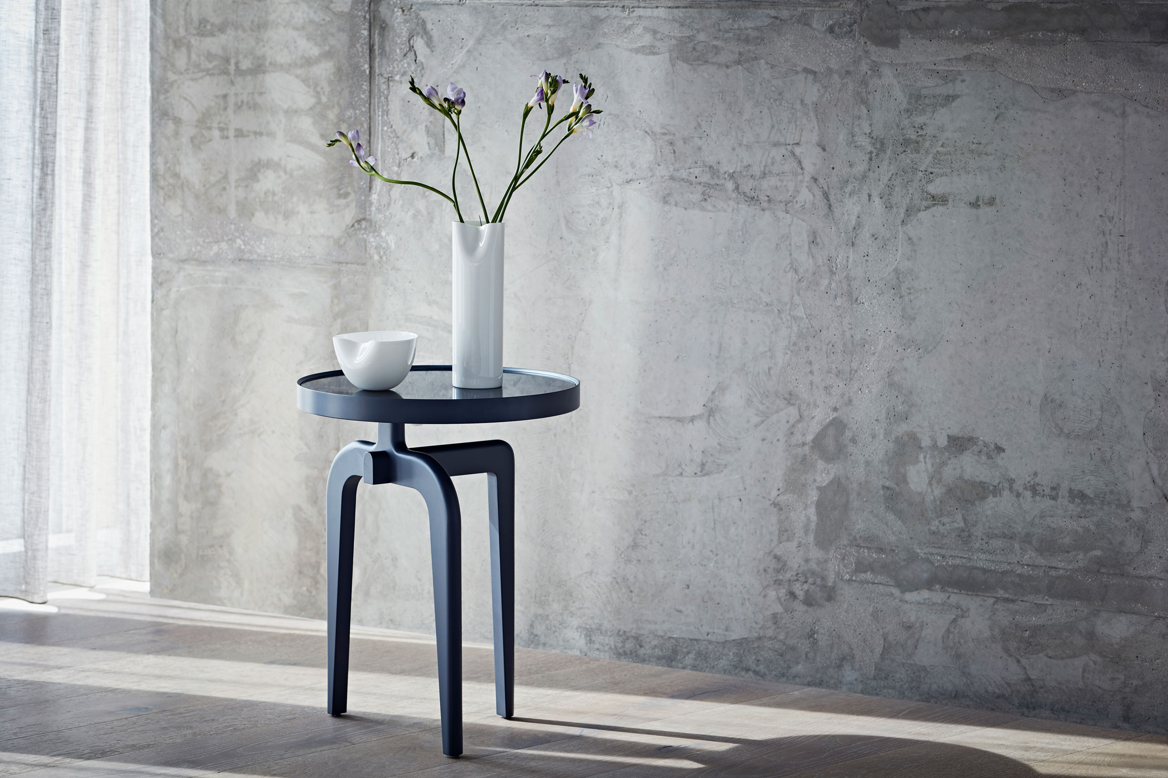 Ant Side Table Design by Bodo Sperlein Photographed by Jon Day
