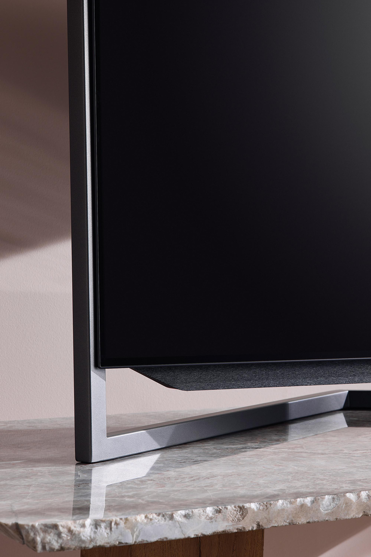 Loewe Bild 9 Console OLED Television Designed by Bodo Sperlein