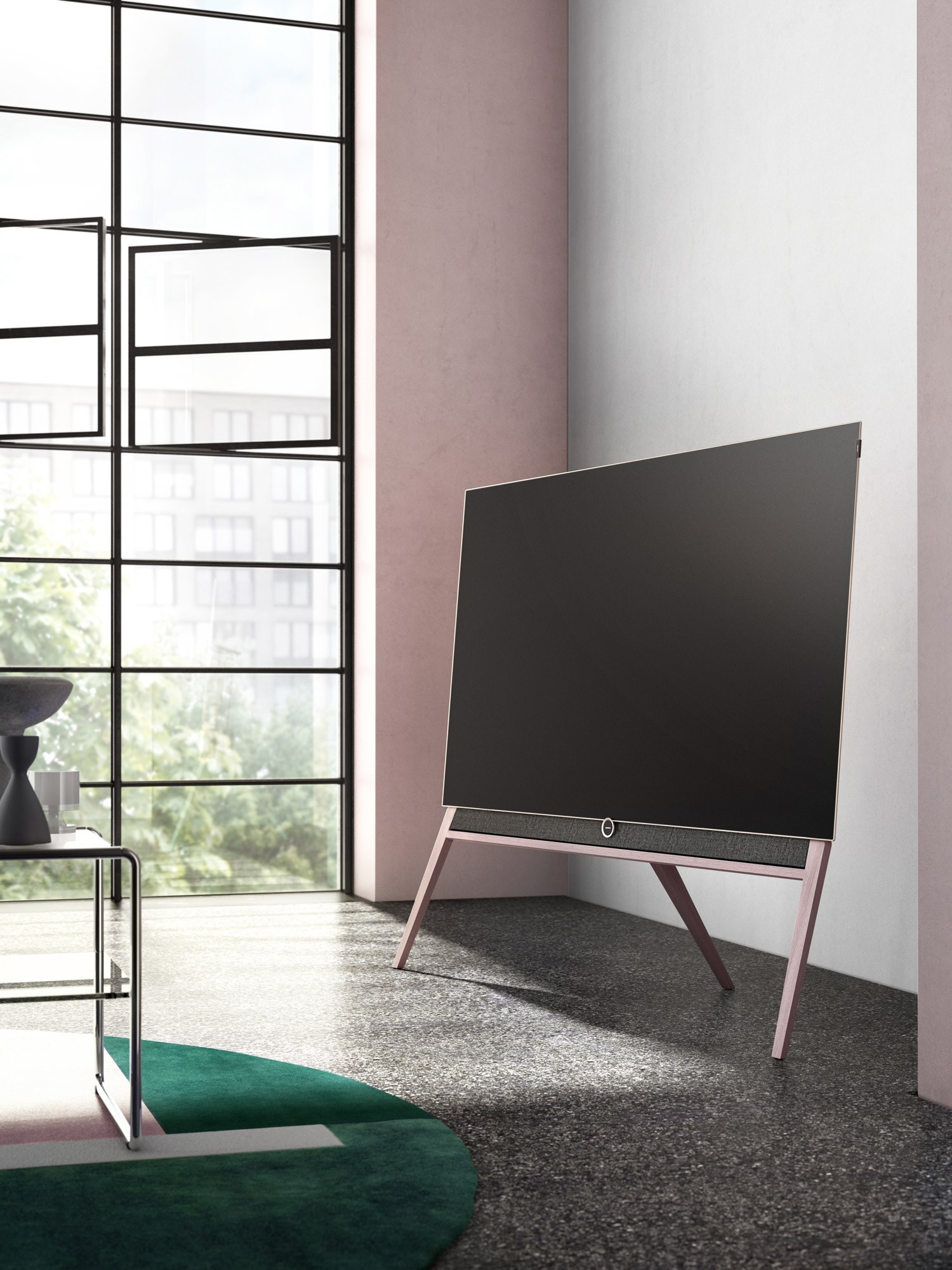 Loewe Bild 5 Colour Code Television Launched IFA 2019 Design and Art Direction Bodo Sperlein