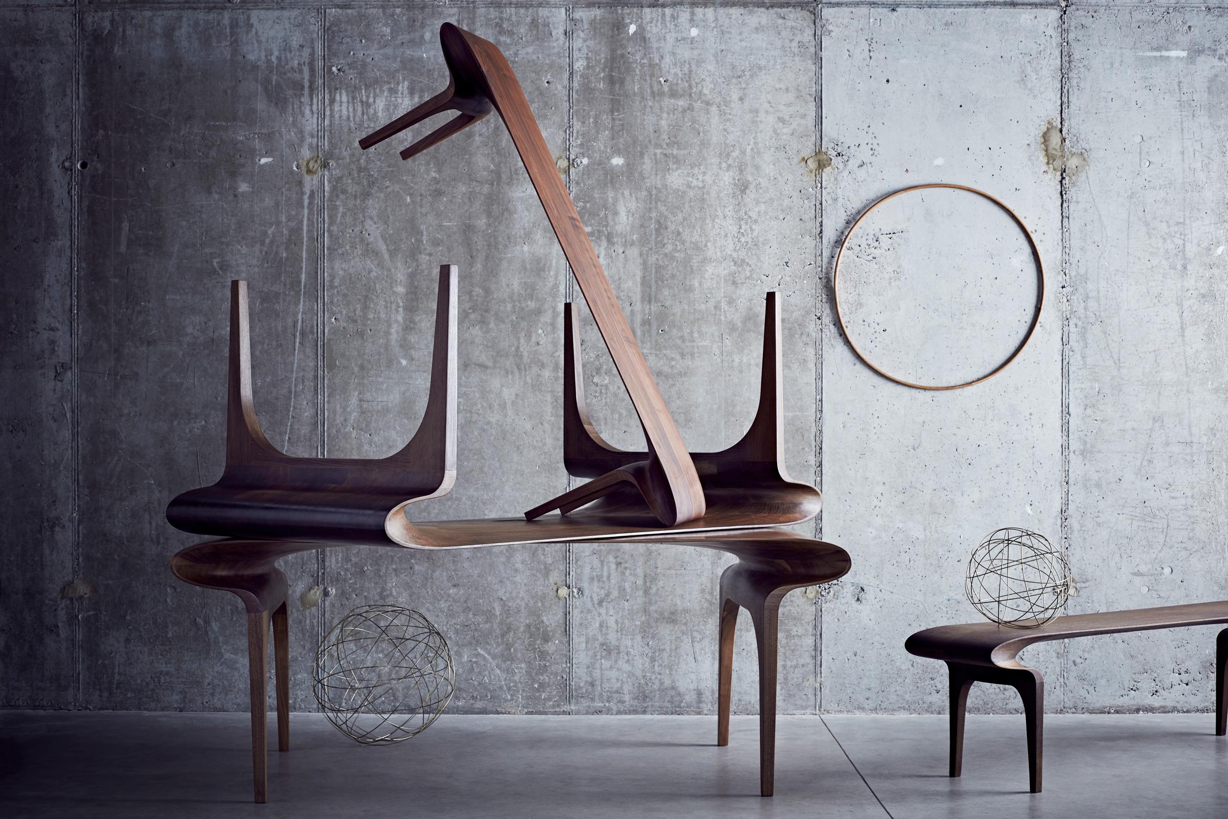 Bodo Sperlein Contour Furniture
