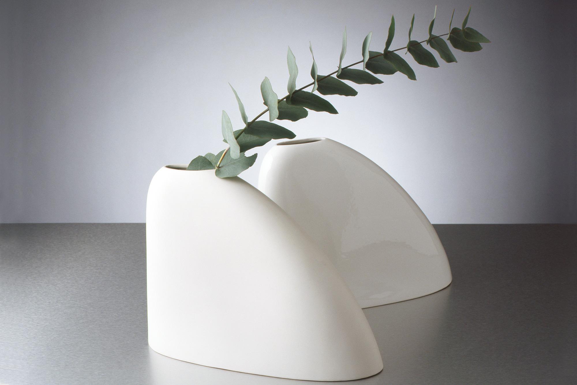 Bodo Sperlein Studio Bilbao Range of Ceramic Vases