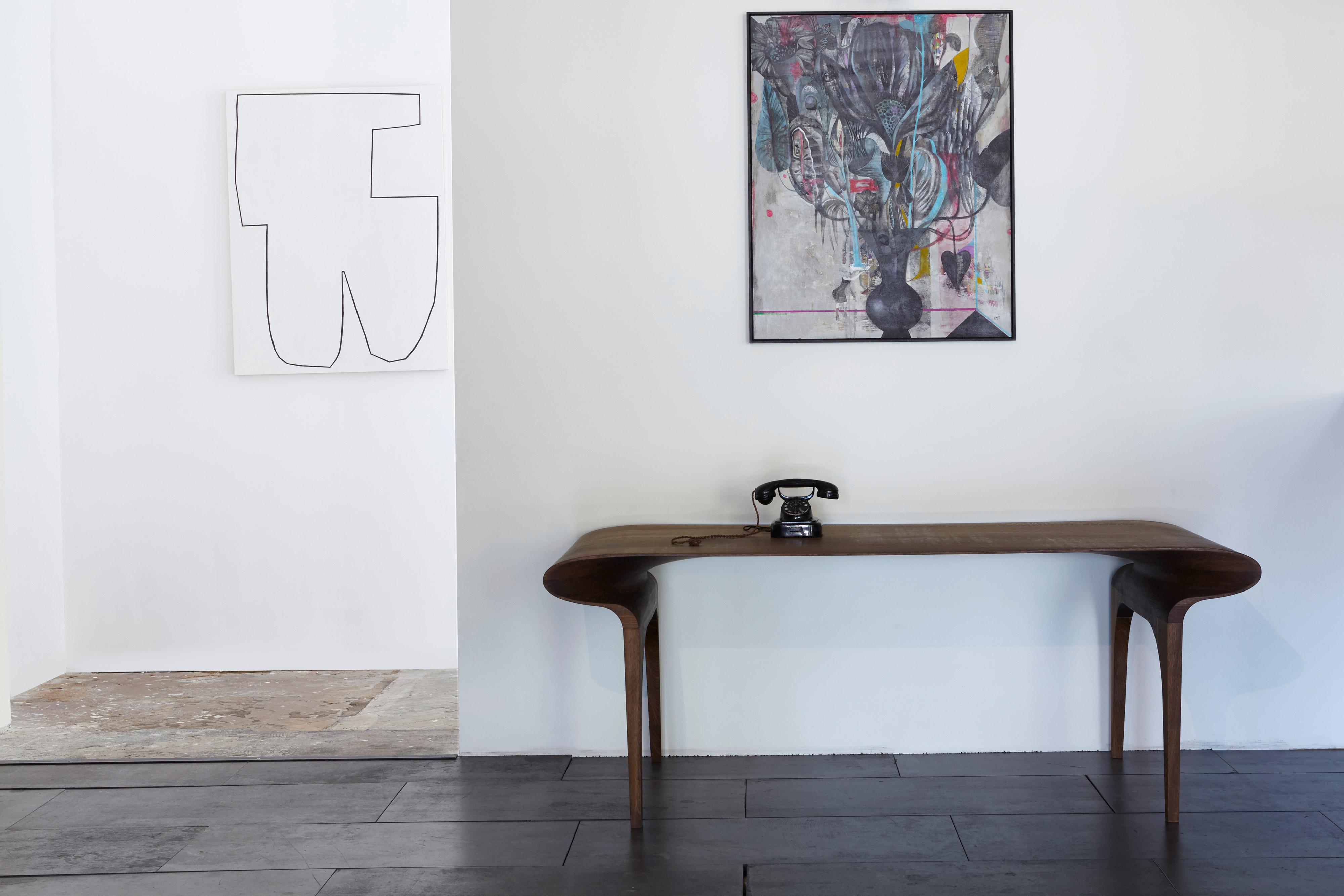 Bodo Sperlein Contour Furniture at Loewe Raum 2016