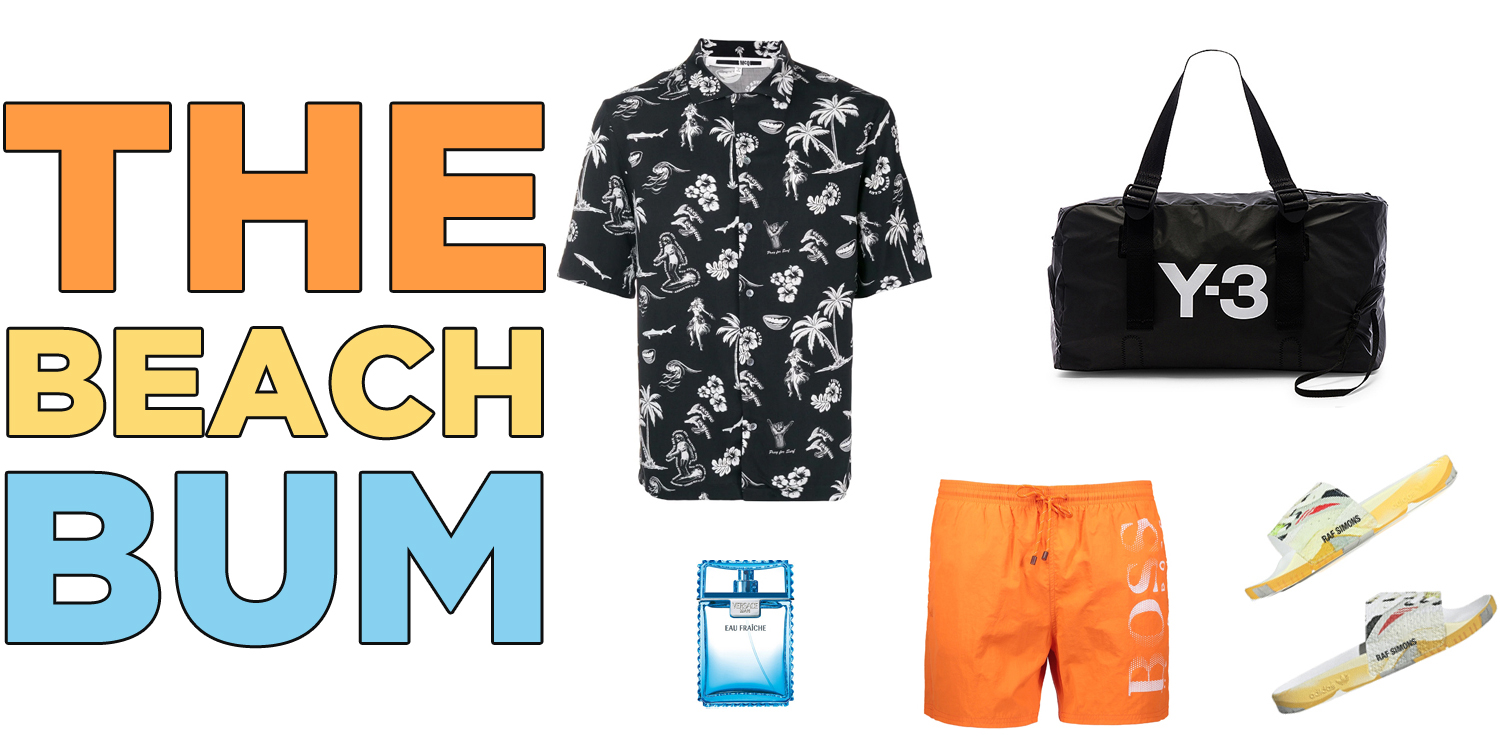 Find the perfect beachwear now at Boys'Co