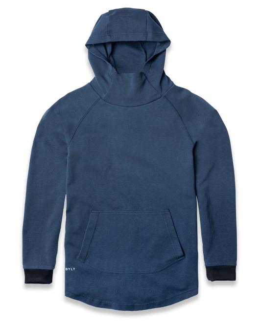 Drop-Cut Pullover