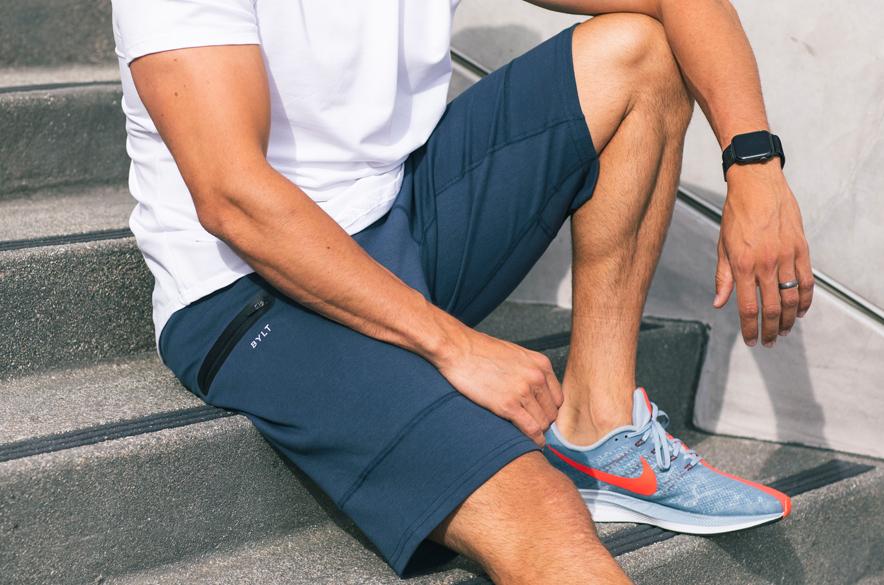 Men's Jogger Shorts