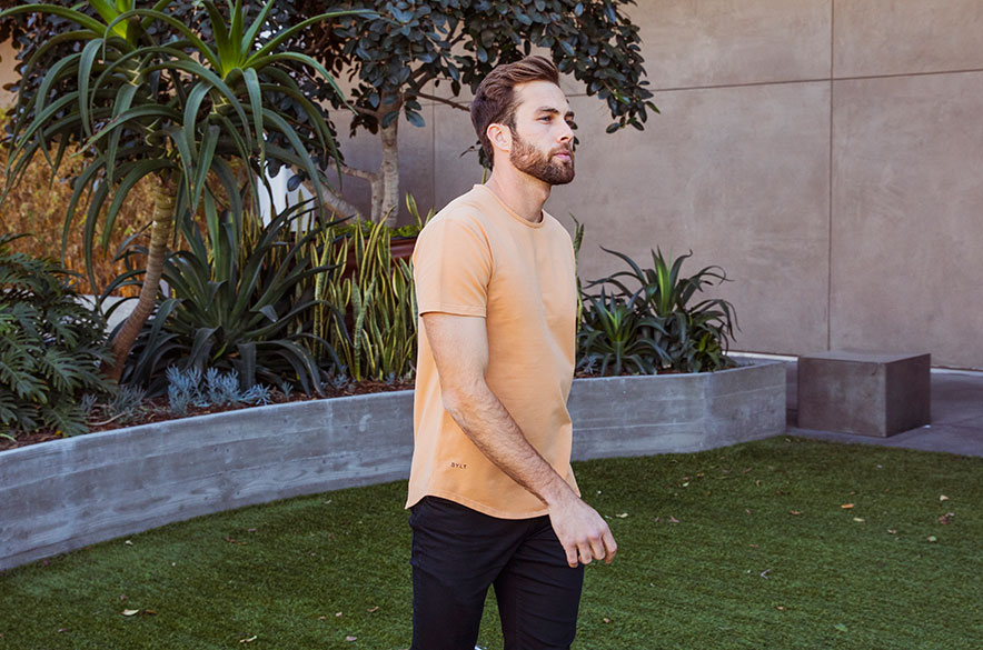 Drop-Cut Shirt