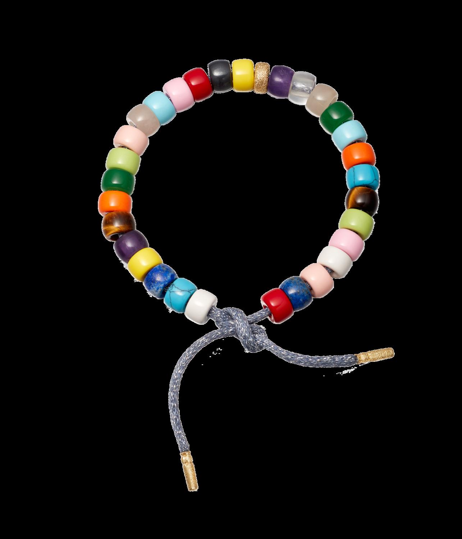 Carolina Bucci Rainbow Forte Beads Bracelet