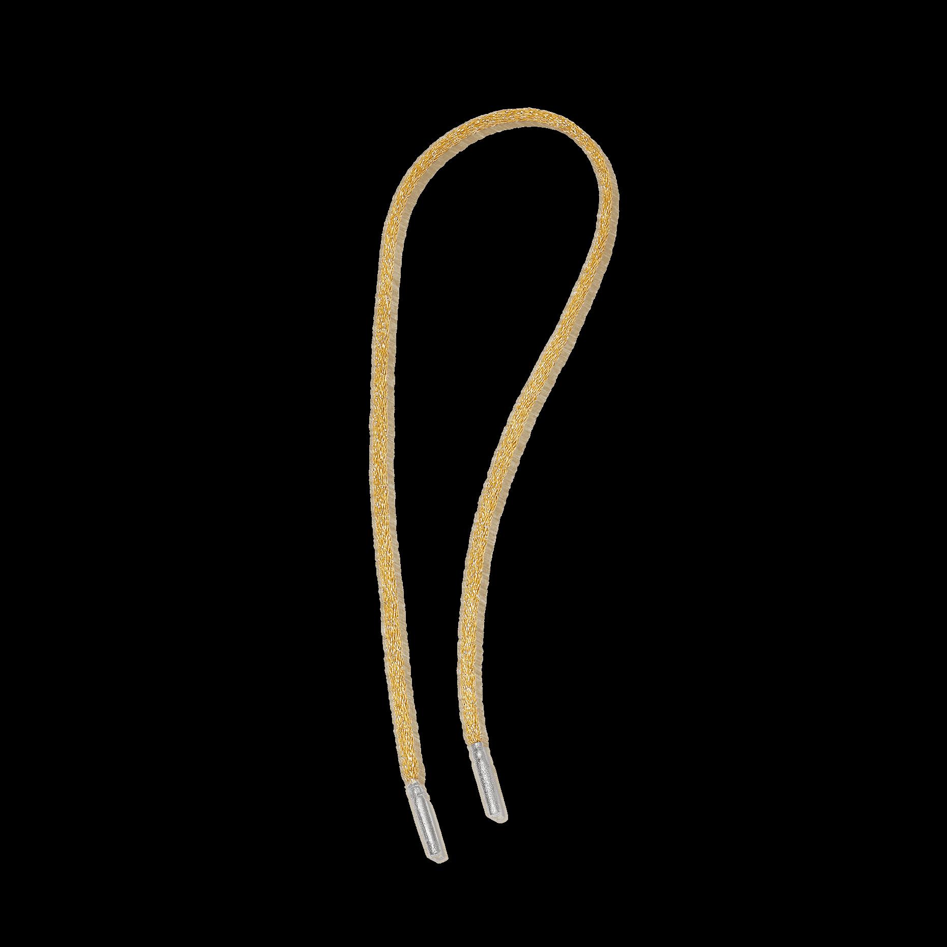 Carolina Bucci Forte Beads Bracelet Cord