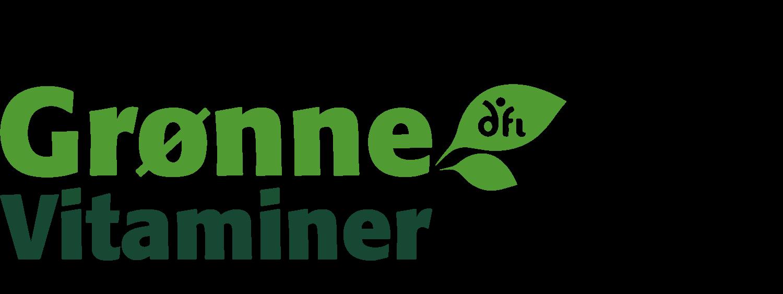 Grønne Vitaminer logo