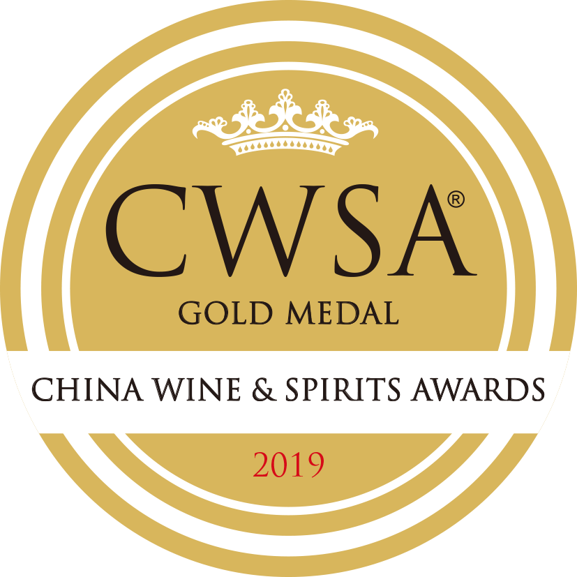 CWSA Gold Medal Delta Pinot Gris 2018