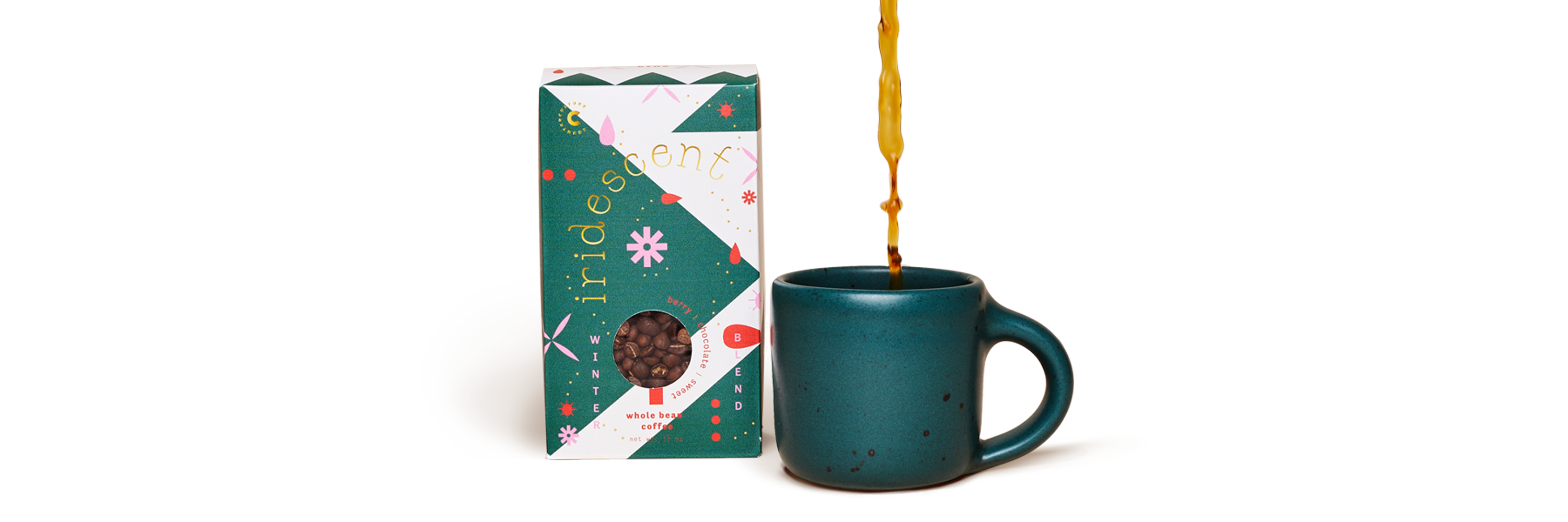 The Third Wave Mug by East Fork Pottery and Counter Culture Coffee with Counter Culture's signature fresh brew