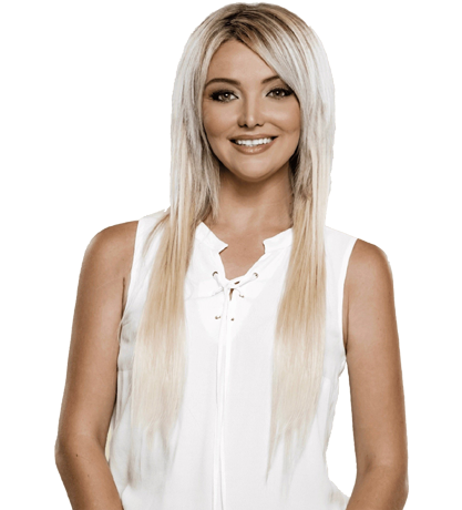 Erabella Ash Blonde #60 clip in hair extensions