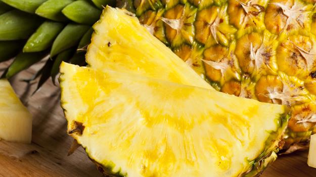 Organic Pineapple