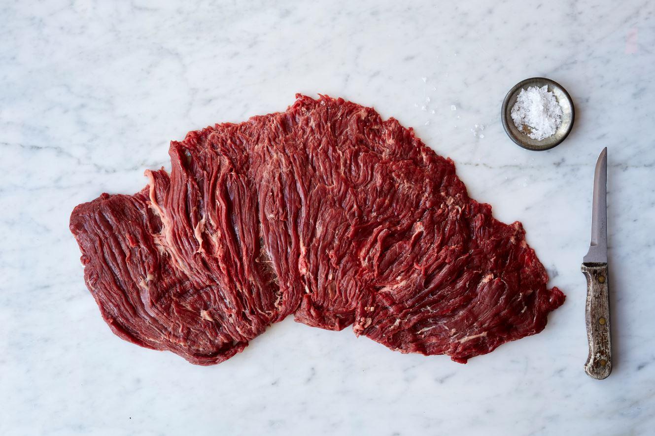 Ginger Pig bavette steak