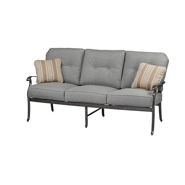 Madison Outdoor Patio Sofa by Agio International