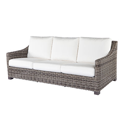 Avallon Woven Sofa by Ebel