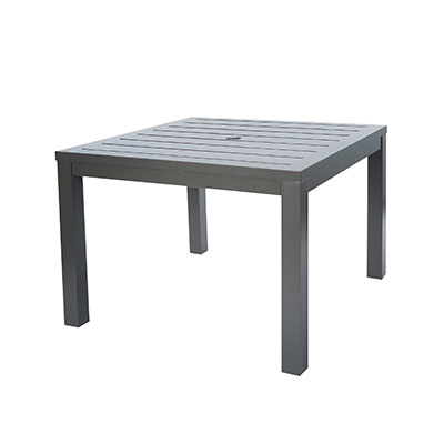 Palermo Aluminum Patio Table by Ebel
