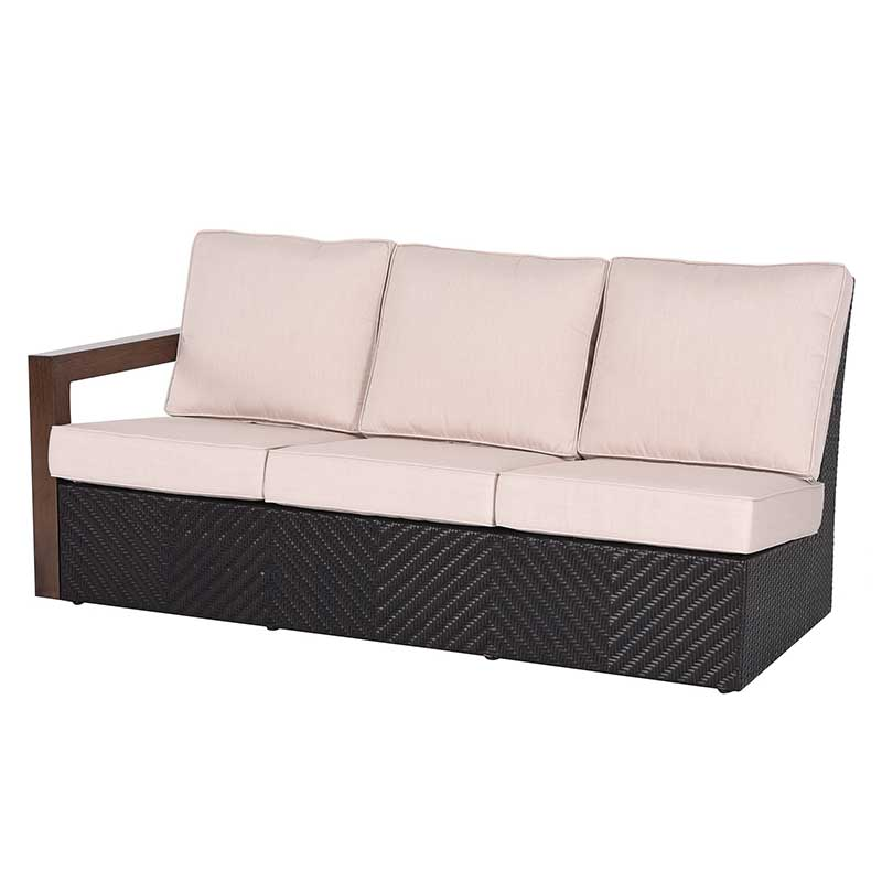 Delano 3 Seat Outdoor Sectional by Patio Time
