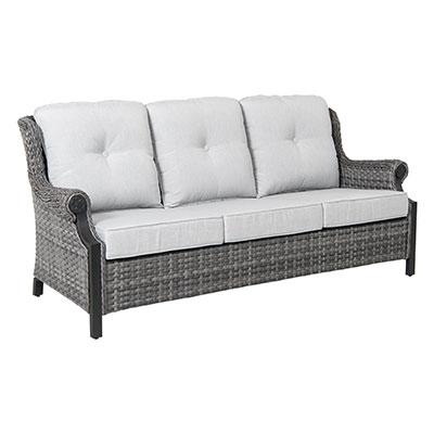 Lassen Outdoor Sofa by Patio Sofa