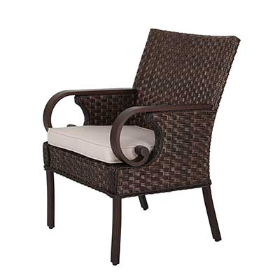 Brooks Outdoor Dining Chair by Patio Time