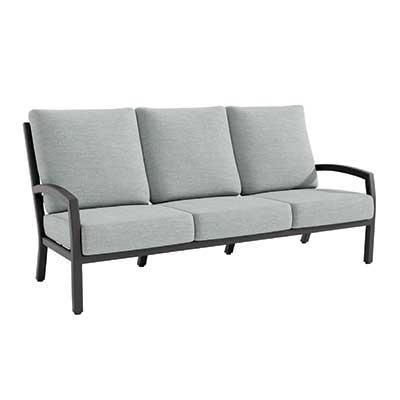 Muirlands Outdoor Aluminum Sofa - 612021