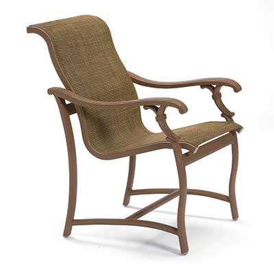 Revallo Sling Patio Dining Chair
