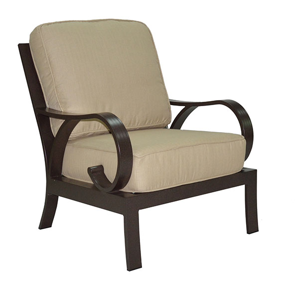 Key Largo Outdoor Lounge Chair by Patio Renaissance