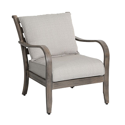 Logan Outdoor Sofa Chair By Patio Time