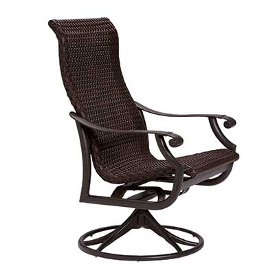 Montreux Woven Outdoor Dining Chair