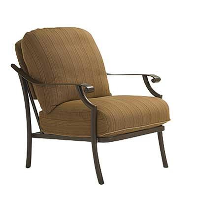 Tropitone Montreux Aluminum Outdoor Lounge Chair