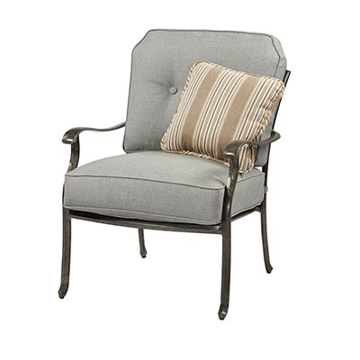 Madison Outdoor Patio Lounge Chair by Agio International