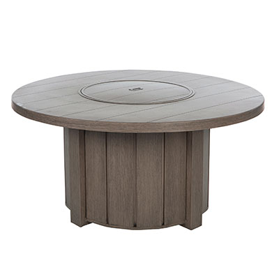 "Trevi 50"" Outdoor Round Fire Pit Lid by Ebel"