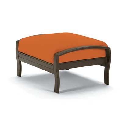 Revallo Outdoor Cushioned Ottoman
