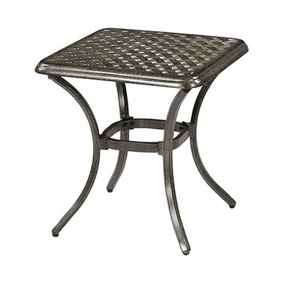 Madison Outdoor Patio End Table by Agio International