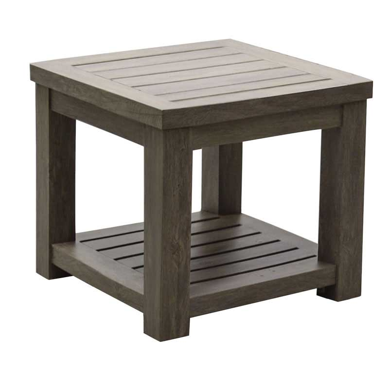 Seattle Outdoor End Table by Patio Renaissance