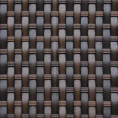Chestnut Finish for woven seats and panels