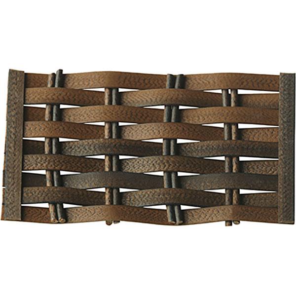 Chestnut Wicker Weave