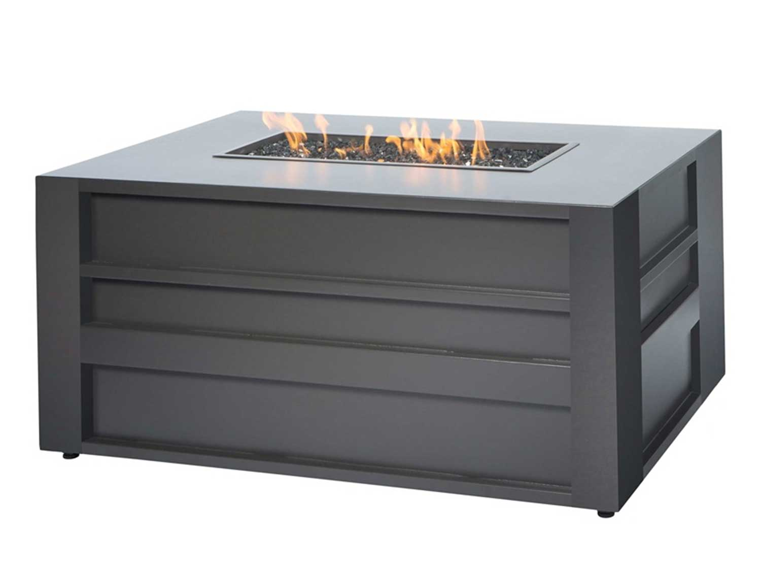 Ebel Palermo Rectangular Fire Pit