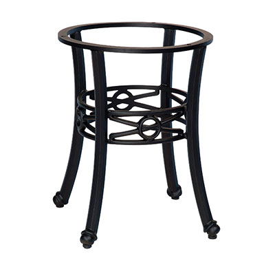 Woodard Delphi End Table Base - 852400