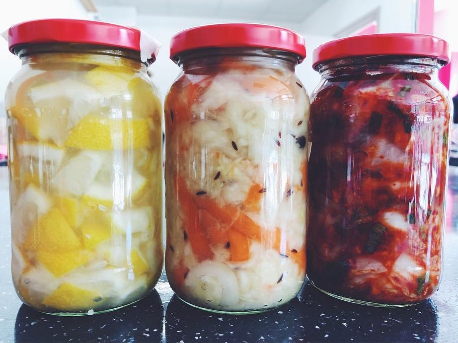 learn to ferment