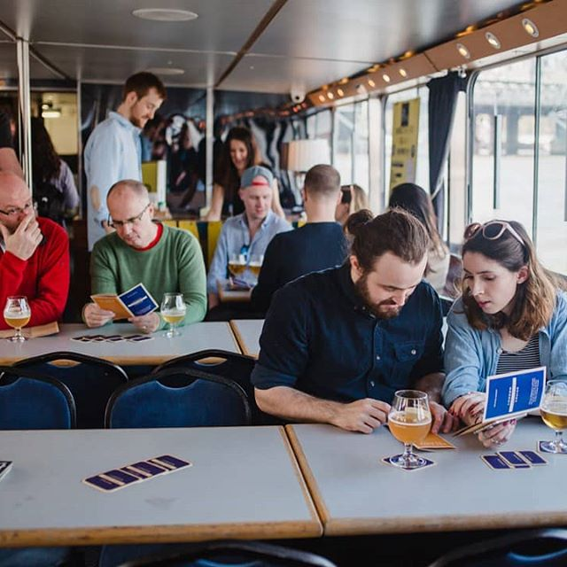 London Beer Cruise Gift Experience 3