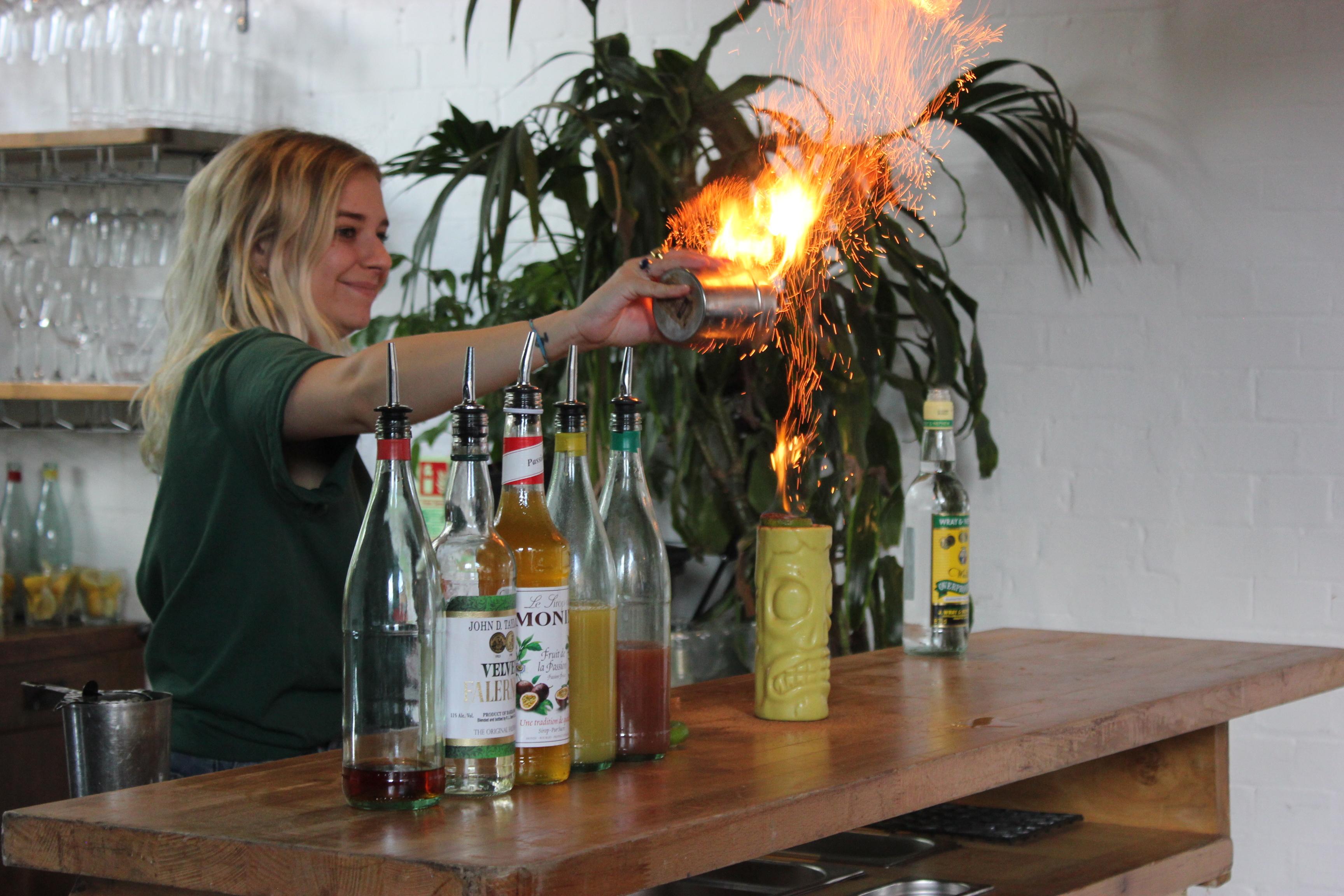 Cocktail Making Class TT Liquor