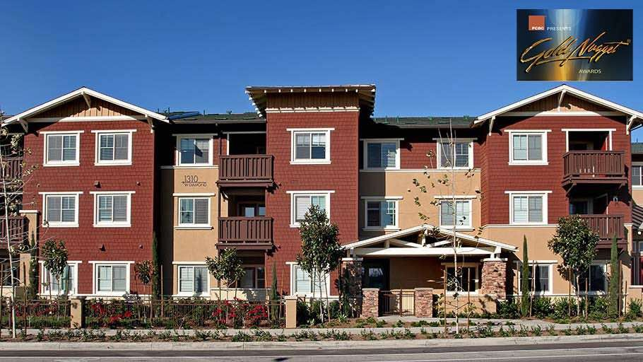 Jamboree's Diamond affordable permanent supportive housing Anaheim CA