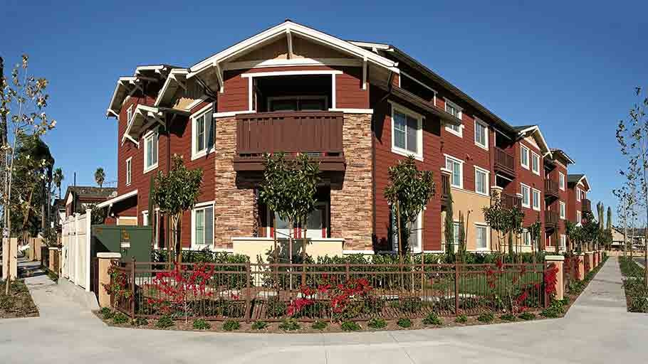Jamboree's Diamond homeless housing in Anaheim, CA