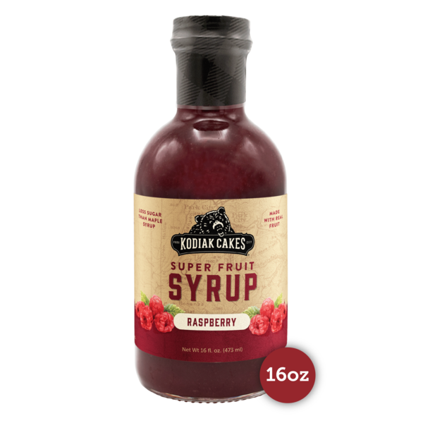 Kodiak Cakes Fruit Syrups