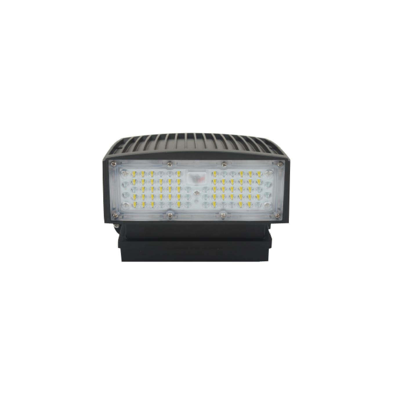 Wall Pack 55w 5000k 6500 Lumens Ledmyplace