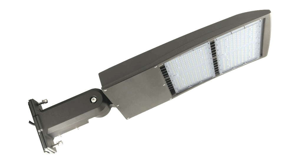 300W LED Pole Light ; 5700K ; Universal Mount ; Bronze ; AC100-277V