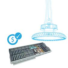 Rebate on High Bay Lights