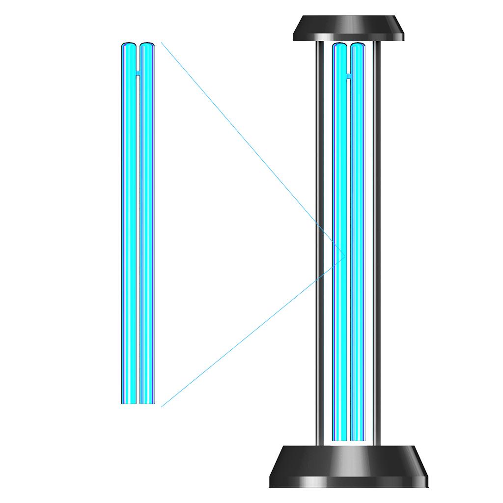 UV+Ozone DISINFECTION AND STERILIZATION