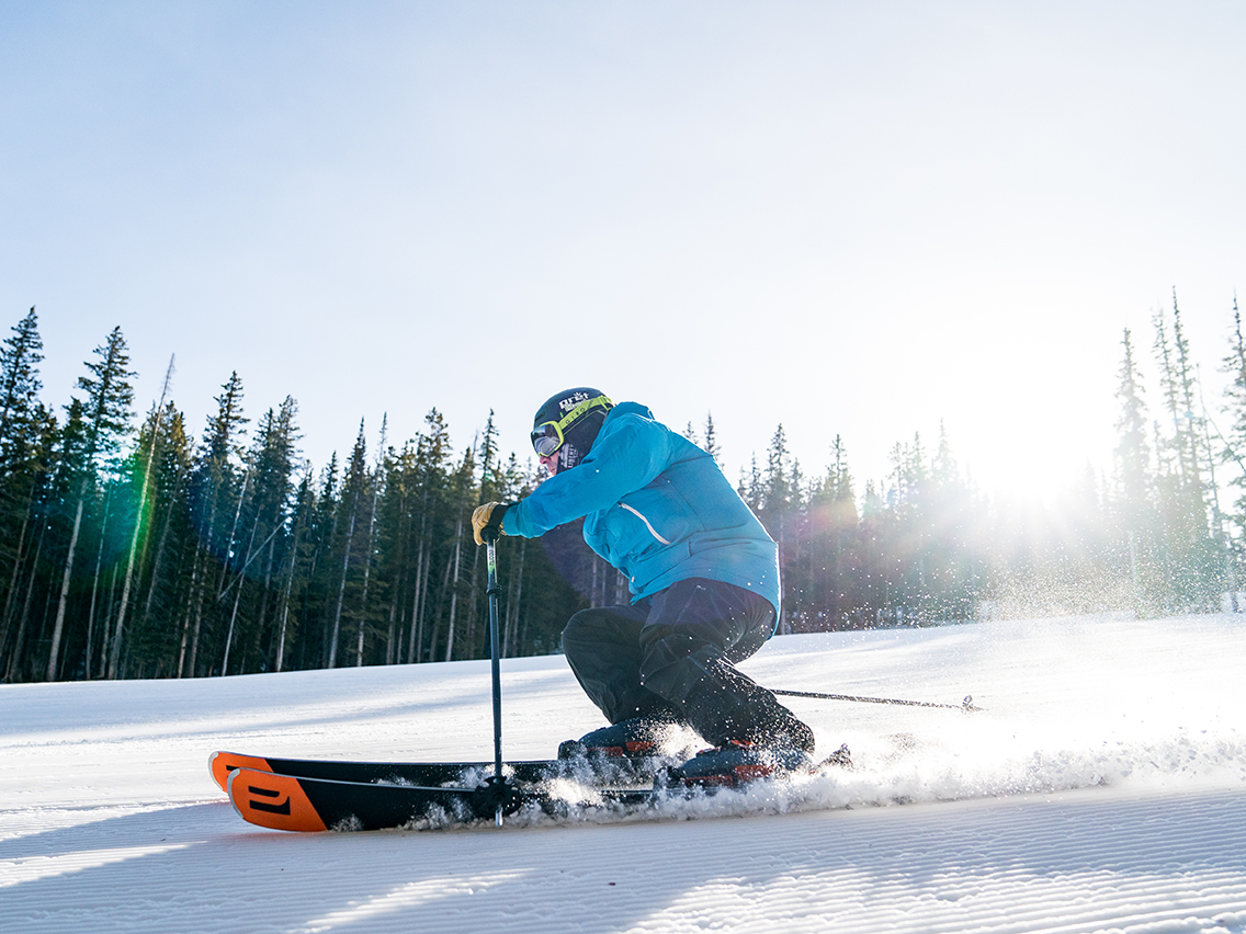 Liberty Skis V-Series V92 Carving, All-Terrain, and All-Mountain Ski
